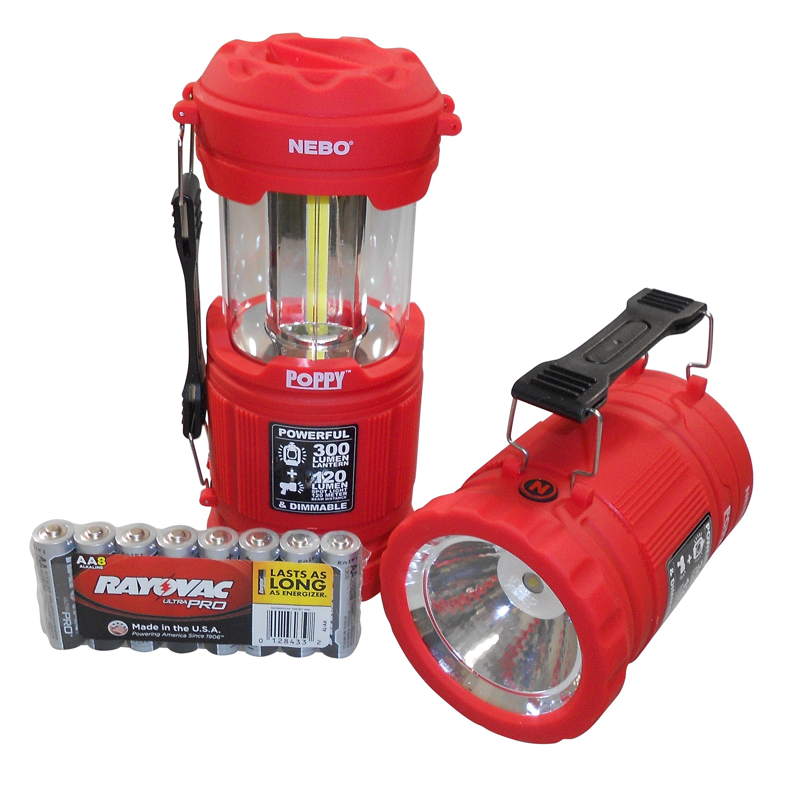 RAYOVAC Value Bright 6 Lumen 2 CR1220 LED Keychain Light with Batteries BRSLEDKEY-BRD