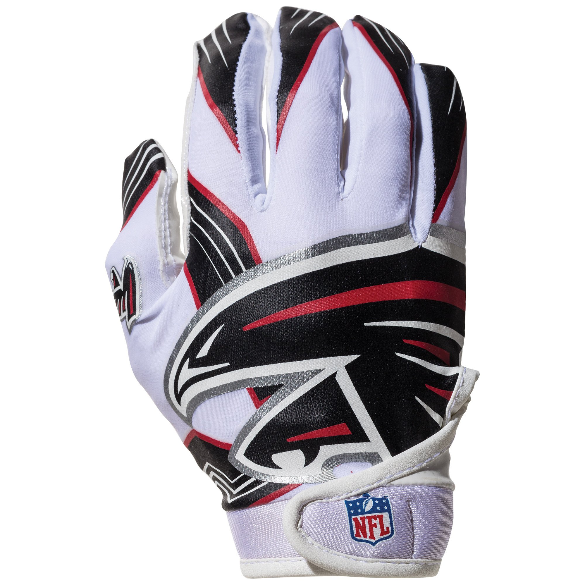eb83e94baef Pierre Thomas Signed Game Used Official NFL Nike Gloves Auto PSA DNA  AB70087 88. Get Quotations · Franklin Sports NFL Team Licensed Youth  Football Receiver ...