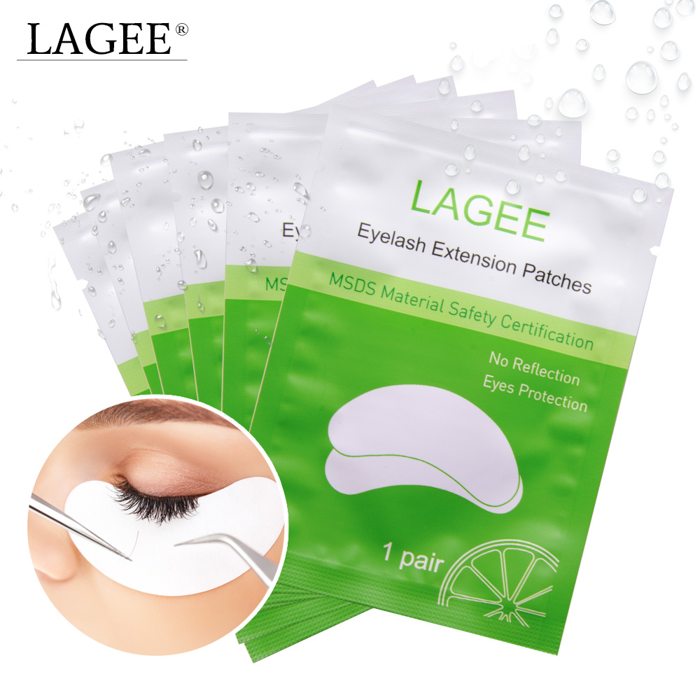 Lint Free Hydro Eye Gel Patch For Eyelash Extension OEM Eye Patch Eyelashes Extension Patch Pads Original Eyelash фото