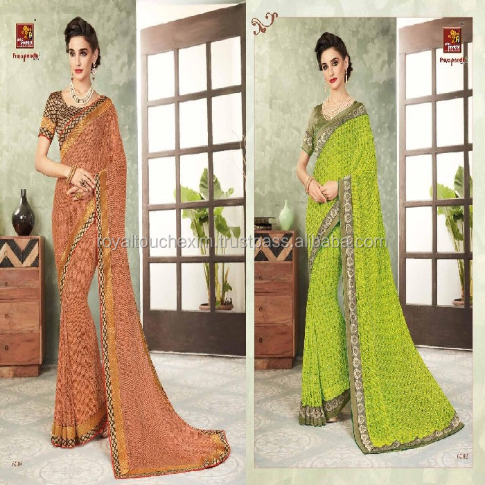sarees wholesalers in surat yeola paithani cotton online plain georgette with border