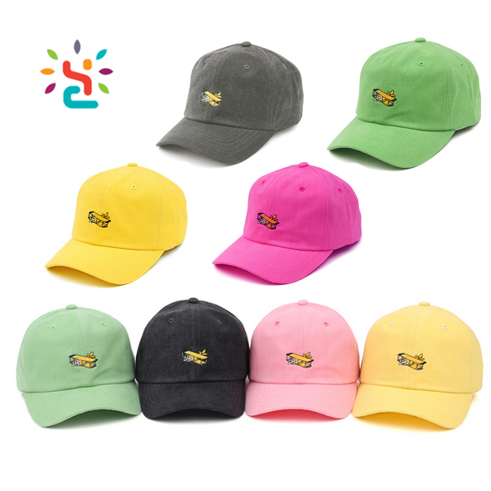 Wholesale men dad hat custom 3D embroidery logo baseball cap 6 panel curve  sport hats 95e993ae9e5
