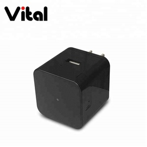 4k 30fps ultra hd action camera 4k wifi sporting HD USB Wall Charger Hidden Spy / Nanny Adapter camera