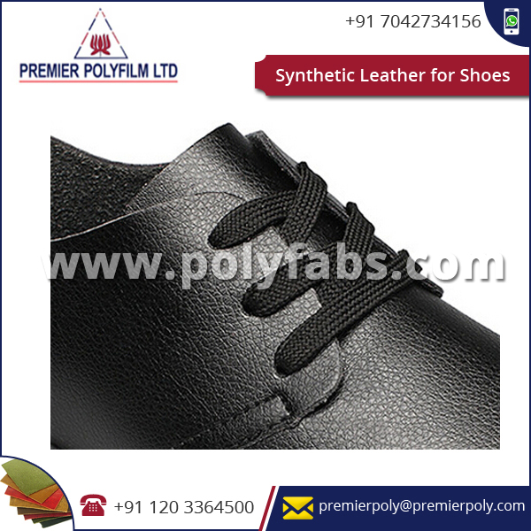 PVC Leather for Shoe Material