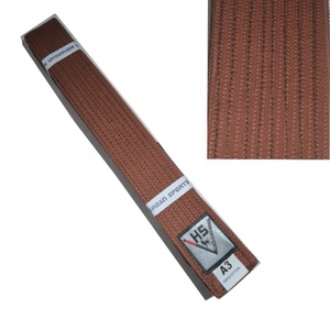 High Quality Wholesale Brazilian Jiu jitsu bjj Gi belt in pearl weave fabric