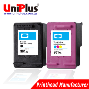 New price 901 901XL refill compatible ink cartridge with reset chip for hp  printer