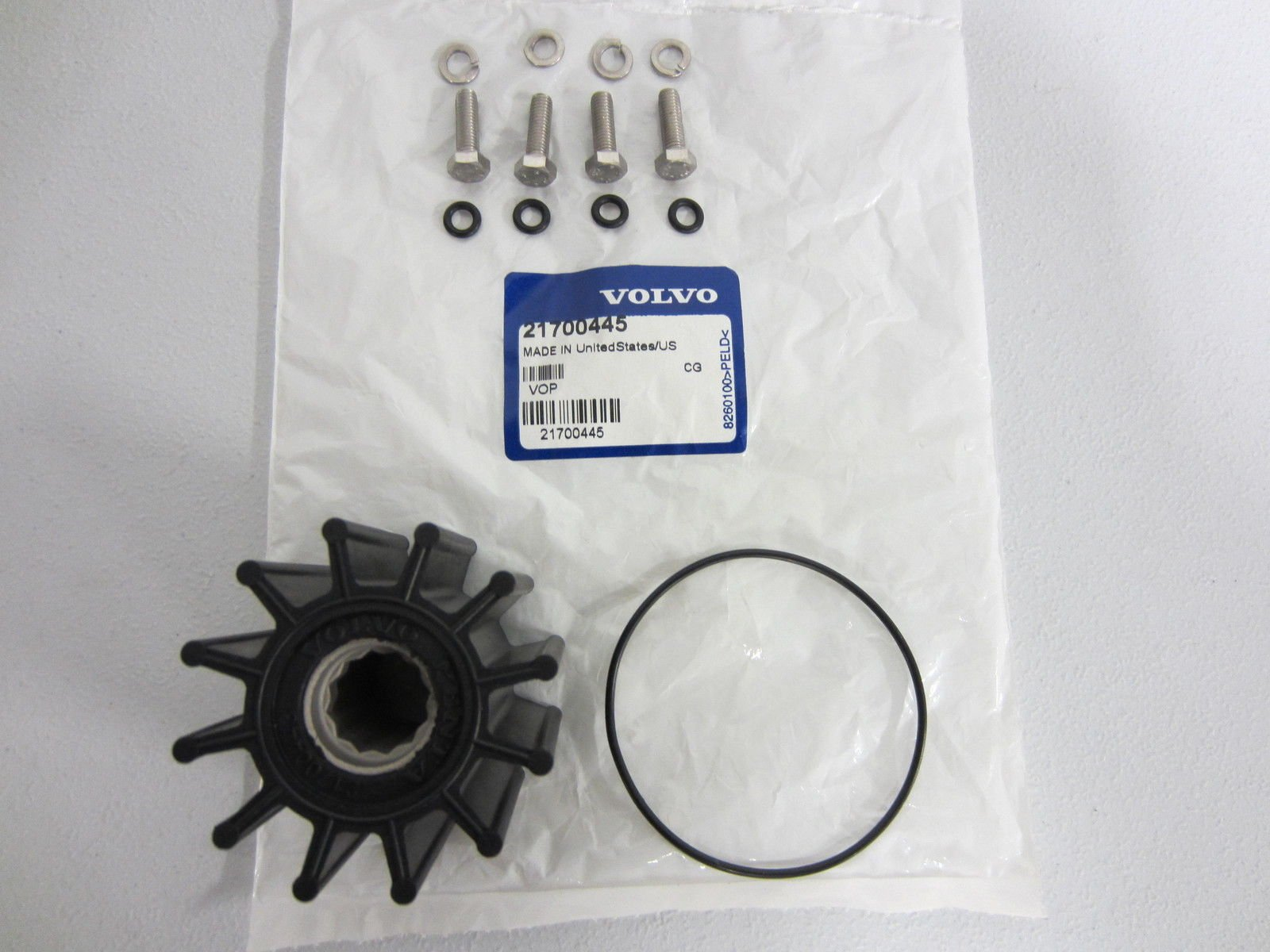 Cheap Penta Pump Find Deals On Line At Alibabacom Volvo Aq260 Wiring Harness Get Quotations Oem Water Impeller Kit 21700445