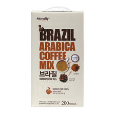 Mcnulty Brazil Arabica Instant coffee Mix
