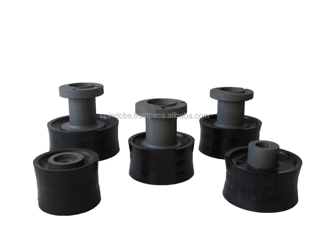 Rubber Piston Ram