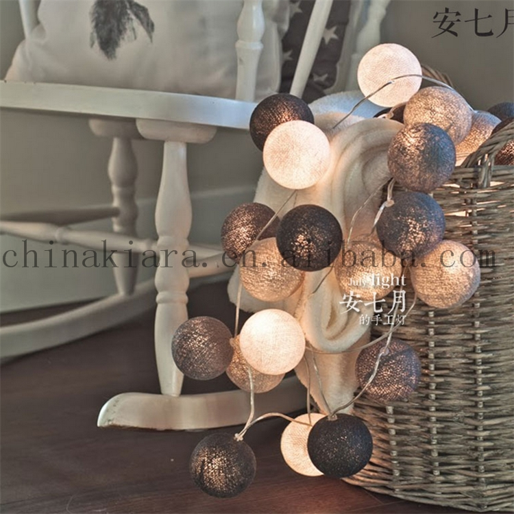 Xmas Wedding Decor Christmas Party Lighting Decor Wooden Love Heart String Lights