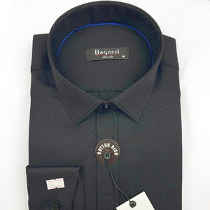 Slim Fit High Quality Cotton And Polyester Mens Dress Shirt From Turkey