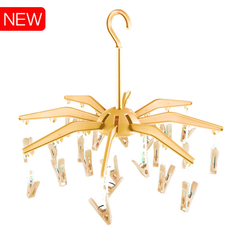 hot item plastic folding hanger Duy Tan Plastic JSC