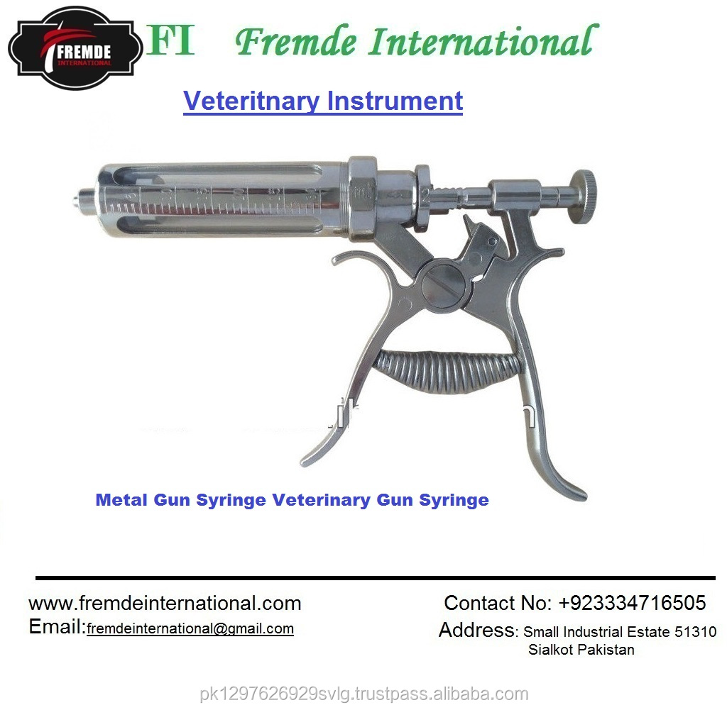 Poultry veterinary instrument