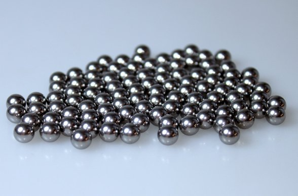 100pcs High Precision Carbide Ball Tungsten Steel Ball 3mm