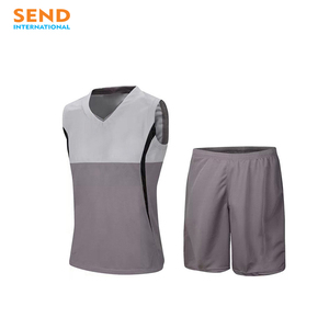 b69c02b67 100% Polyester Basketball Uniforms