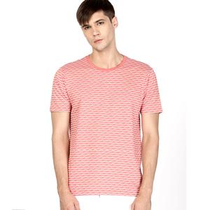 Custom Round Neck 100% Organic Cotton T Shirt Short Sleeve Plain Mens T shirt Bangladesh