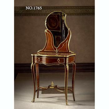 Louis Xv Ormolu Parquetry Dressing Table / Coiffeuse - Buy Louis Xv ...