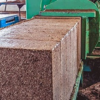 Washed Coco Peat Low EC Blocks | Seived Coir Pith 5 Kg Bricks - Coco Peat Moss Manufacturers, Wholesale Suppliers & Exporters