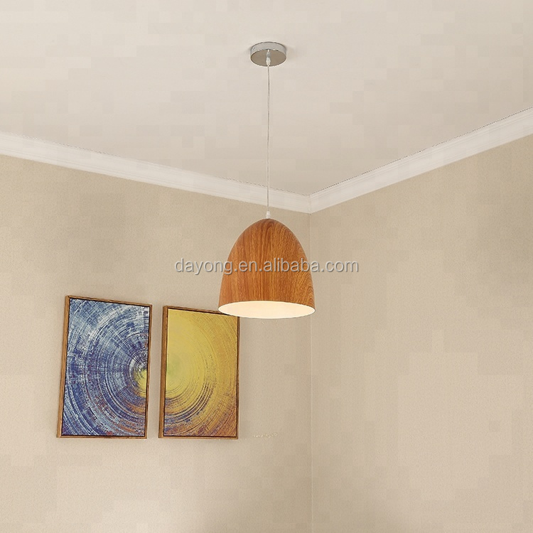Customized Western Pop Design Halogen Pendant Lighting Black on Home Decoration