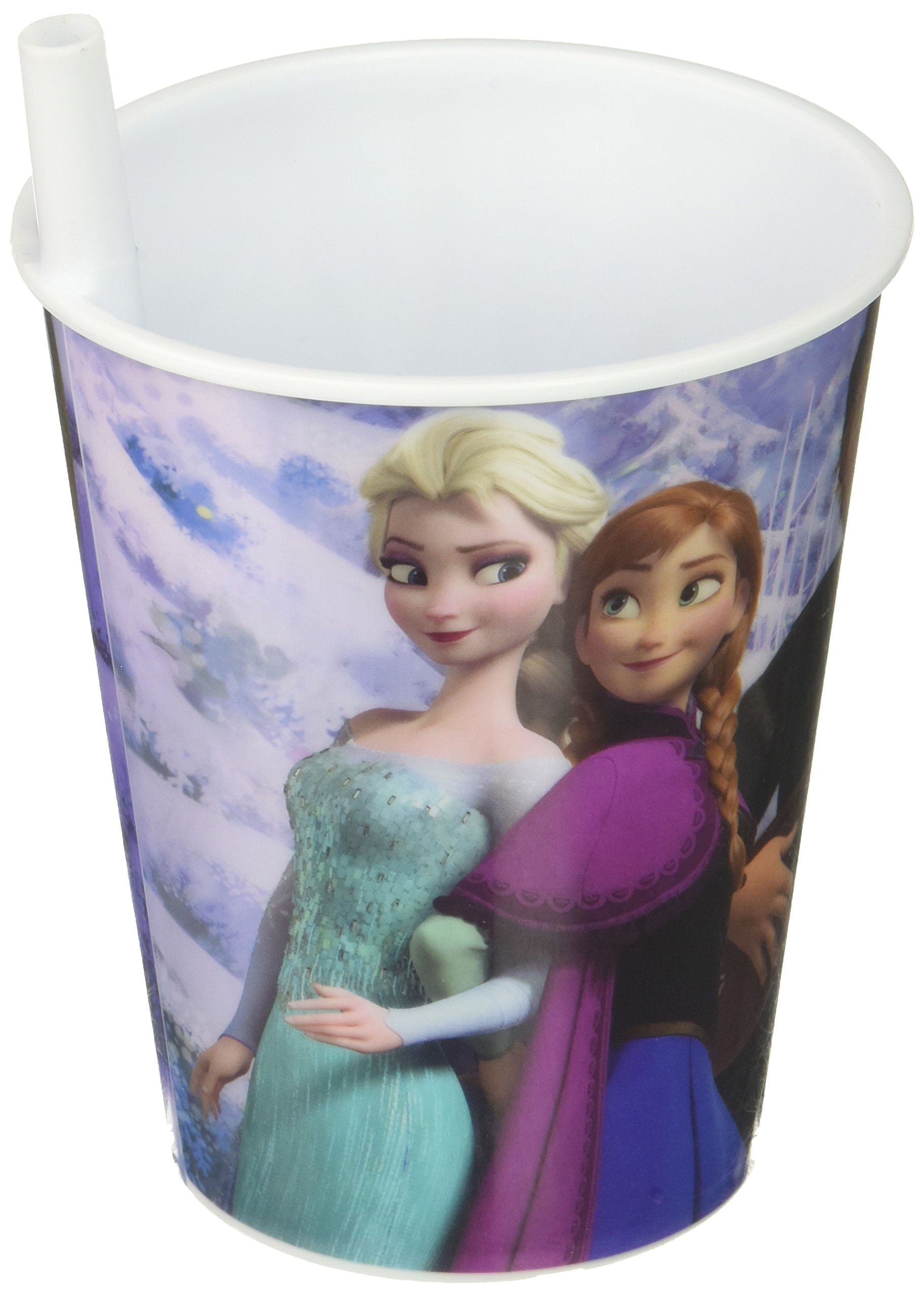 Disney Frozen Plastic Cups Sipper Tumbler