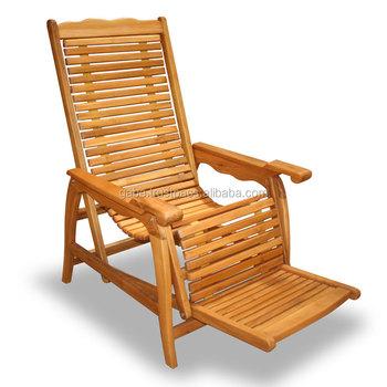 Brilliant Rocking Chair Bermuda Adjustable Solid Teak Wood View Rocking Chair Product Details From Pt Gabe International On Alibaba Com Machost Co Dining Chair Design Ideas Machostcouk