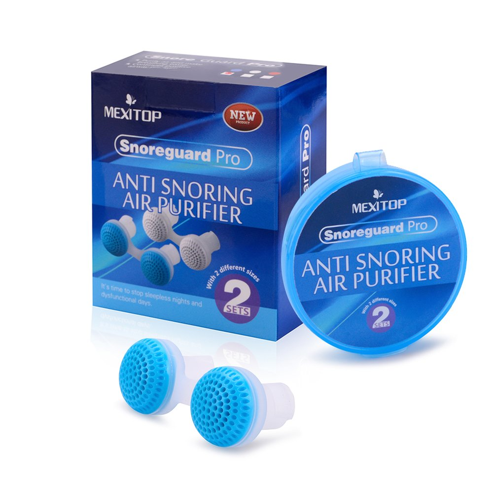 Buy Snorepin Anti Snoring Aid Sleep Device The Smarter