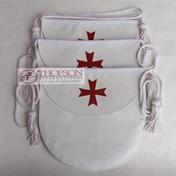 Masonic regalia French rite Master Mason Apron