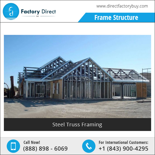 Residential Steel Roof Trusses Steel Structure Roof Framing Buy Steel Roof Truss Design Steel Truss Galvanized Steel Roof Truss Product On Alibaba Com