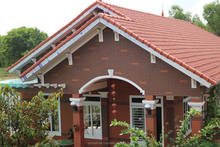 Fired Clay Roofing Panels Terracotta Decra Roofing Tiles Top House Monier Roofing Tiles