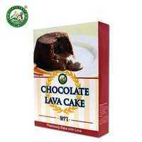 400g Farmerland Easy to use Chocolate Lava Cake Mix Baking Flour