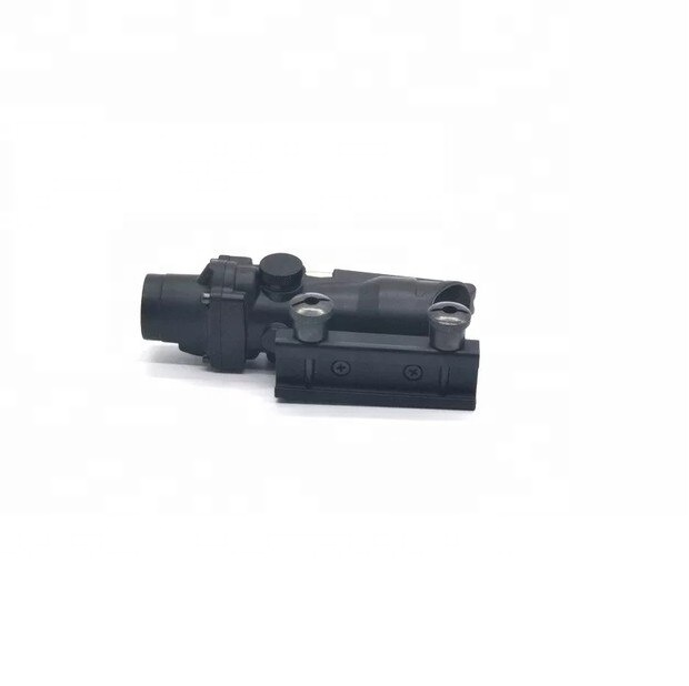 HY Tactical Optic Sight 3X Magnifier Scope Compact Red Dot Sight Hunting Riflescope