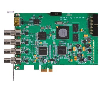 Korean VIVAKO 4CH 1080P All Hybrid Compression Card VHD-1204C of NDVR