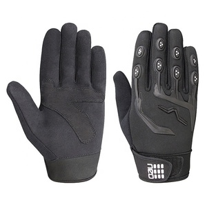 Neo 100% Fit Comfortable Motorbike Sports Leather Racing Gloves