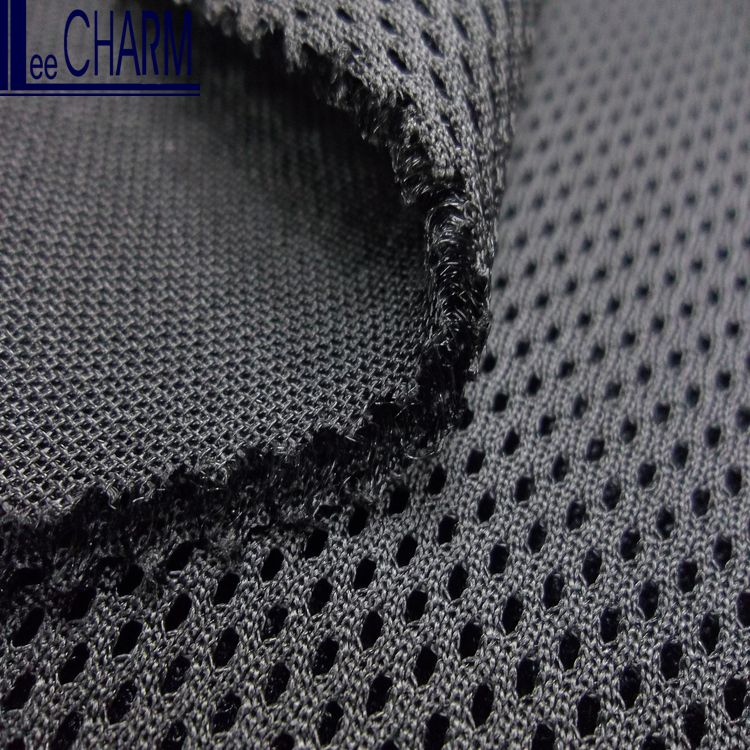 LCDW007 Taiwan Polyester Sandwich Air Spacer Mesh 3D Stoff