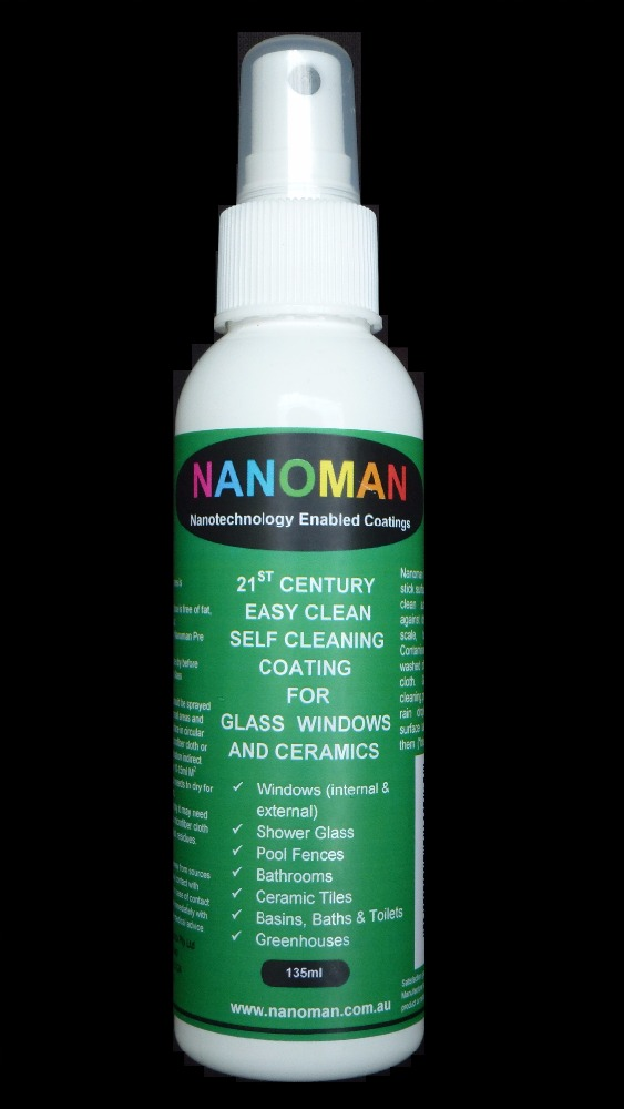 135ml Nano Easy Self Cleaning Cleaning Coating For Windows Buy