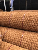 100% Raw Material Coco Fibre Coir Mat Export To Korea Cheapest Price
