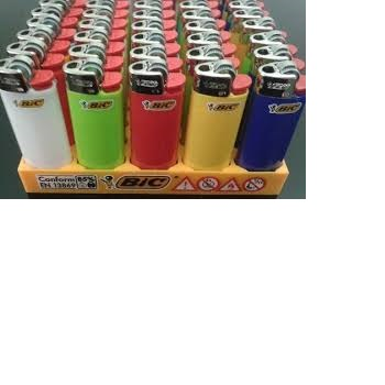 Bic Lighters Logo