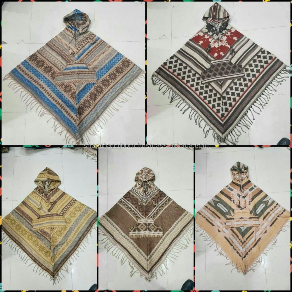 Catálogo de fabricantes de Las Niñas Crochet Poncho de alta calidad ...