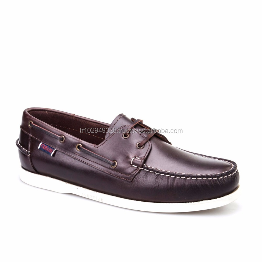 Men Boat Shoes Leather Men 0520102 Boat Leather wqvwIW4St