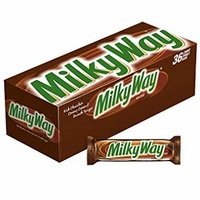 MILKY WAY SIMPLY CARAMEL SINGLE CHOCOLATE BAR 1.91OZ 12/24C