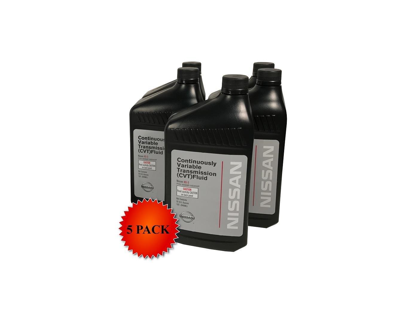 Buy Genuine Nissan OEM CVT-3 Transmission Fluid 999MP-NS300P