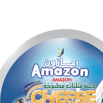 Amazon Cheese Triangles