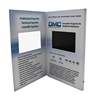 5 Inch LCD screen marketing advertising video brochure,Digital wedding invitation holiday video greeting card