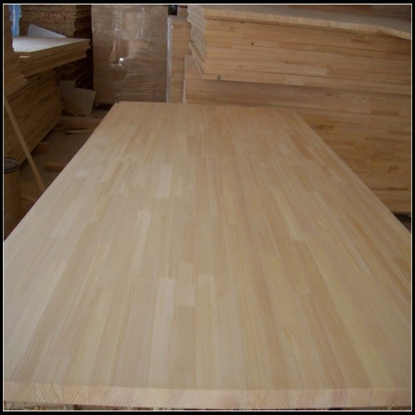 Birch/Aspen/Spruce Solid Wood Panels, Finger Jointed, 18+ mm thick