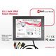 12.1''HD industrial Touch Screen Monitor