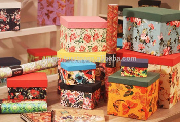 Handmade Gift Boxes Customised Design Buy Handmade Paper Gift Bags