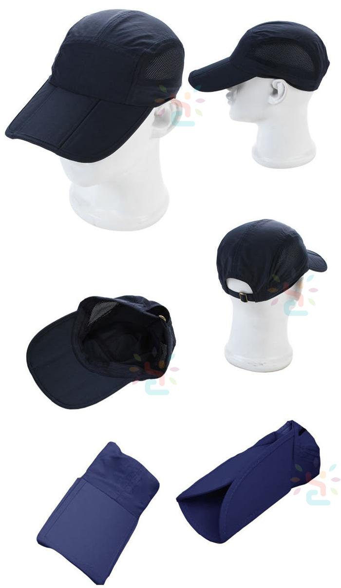Hot sale thin quick dry baseball cap summer breathable folding snapback  caps 5 panel plain Mesh 196798b91484