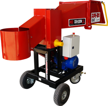 Wood Chipper Rpe 120 Branch Logger Electric Buy Electric Branch