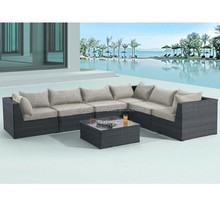 New Design Sell Indoor Furniture Living Room Rattan Sofa Set Is Design For Home Living Room