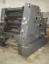 HEIDELBERG GTO 52-1+ One Color Offset Printing Machine