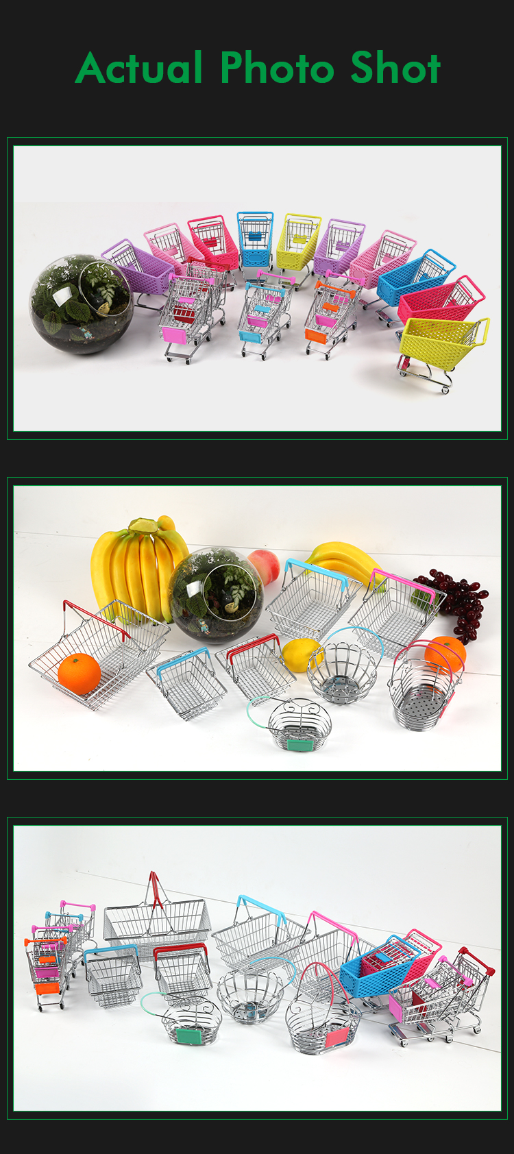 gift small grocery carts